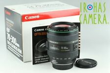 Canon EF 70-300mm F/4.5-5.6 DO IS USM Lens With Box #22826