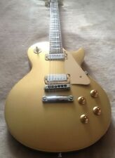 Vintage Gibson Les Paul Deluxe Gold Top (1977) electric guitar for sale