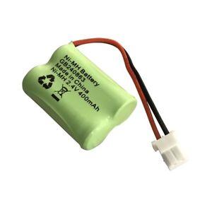 Rechargeable Battery for Motorola MBP11 MBP13 MBP16 Baby Monitors 2.4V 400mAh UK