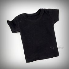 Hot Toys The Expendables 2: BARNEY ROSS Figure 1/6 BLACK T-SHIRT