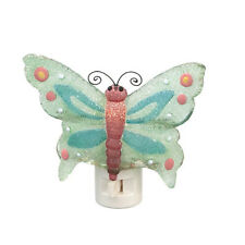 Green Butterfly Night Light
