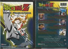 Dragon Ball Z Trunks Prelude to Terror New Anime DVD Funimation Uncut 5 Episodes