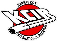 KCIR International Vintage Drag Racing sticker decal NHRA Rat Rod Street Rod
