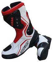 Stivali Moto Pista Racing Taglia 39 40 41 42 43 44 45 46 47