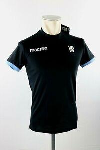 1860 München T-Shirt Gr. S schwarz Herren Neu Fan Shirt macron statt Trikot