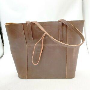 BaseballFan Vintage Cowhide Baseball Glove Leather Tote Purse Shoulder Bag