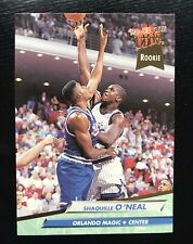 New listing Shaquille O'Neal Shaq 1992-1993 Fleer Ultra #328 Rookie Card RC