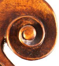 100% antike italienische Geige 4/4 alte old violin violon F.MAURIZI 1840 cello