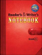 READING 2011 READERS AND WRITERS NOTEBOOK GRADE 5 (Reading Street), Scott Foresm