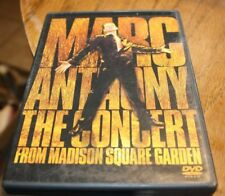 DVD Marc Anthony The Concert From Madison Square Garden
