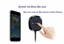 Bluetooth Wireless Hand free Stereo Music Receiver Player USB Charger Car Kit