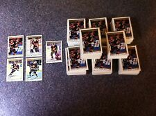 VANCOUVER CANUCKS 1991-92 OPC Premier team sets- 10 set lot!...SHIPPING INCLUDED