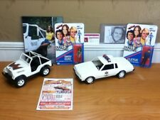 Dukes of Hazzard General Lee MEGO Daisy Cletus Jeep Police Car AUTOGRAPH - LOT
