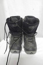 5150 Black Snow Board Boots Sz 9