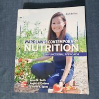 Wardlaws Contemporary Nutrition: A Functional Approach by Smith 6th LEAFLET