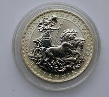 1999 Britannia 2 Pounds £2 Silver 1oz Coin