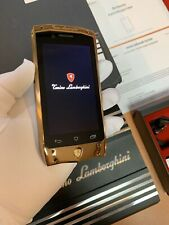 Tonino Lamborghini Antares TL66 Rose Gold. Analogy Vertu, Tag Heuer, Gresso.