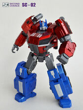 Transformers Second Chance FWI SC-02 WFC/FOC Optimus Prime,In stock!