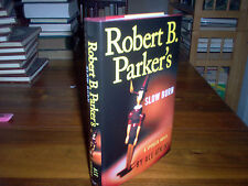 Spenser: Robert B. Parker's Slow Burn 29 by Ace Atkins (signed)