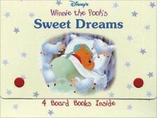 Winnie The Pooh's Sweet Dreams Box Set 4 Books Board Books