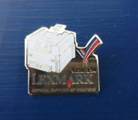 1994 Commonwealth Games - Victoria BC, Canada - Lexmark Official Supplier Pin