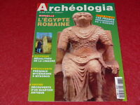 [REVUE ARCHEOLOGIA] N° 333 # AVRIL 1997
