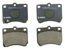 Disc Brake Pad Set-Quietcast Pads Front Bosch BP402 fits 88-93 Ford Festiva