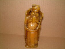 CARVED SHOU SHAN STONE GUAN YU GOD FIGURE