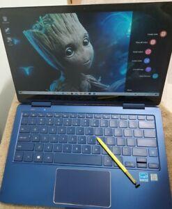 "samsung notebook 9 Pen 13.3"" 8gb 500gb ssd intel i7 np930sbe"