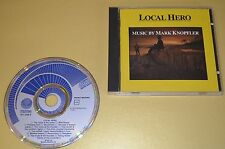 Mark Knopfler - Local Hero / W. Germany 1983 / Vertigo Blue Swirl 1st. Press
