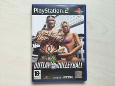 Outlaw Volley-ball Playstation 2 PS2 Game UK PAL