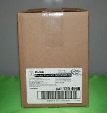 Kodak Photo Print Kit 8800/8810S Thermal Paper & Ribbon 8x10 (1099787)