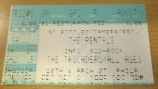 1995 The Rentals Trocadero Philadelphia Concert Ticket Stub Matt Sharp Weezer