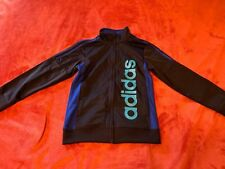 Adidas Track Jacket Size Small (8/10) Excellent Condition