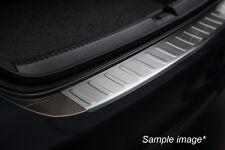 Rear bumper protector compatible with Volkswagen Passat B7 Saloon 2011-2014