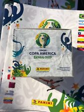 Panini Copa America 2019 Brasil Box + Empty Album USA EDITION