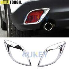 Mazda Cx-5 Cx5 2012-16 Chrome Paraurti Posteriore Del Riflettore Della Luce di N