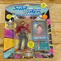 Star Trek the Next Generation Commander William Riker Second Season Uniform