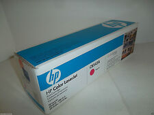 HP 125A Magenta Toner Cartridge 1.5K-Page CP1215 1510 CM1312mfp CB543A OEM NEW