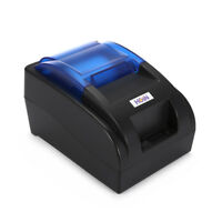 USB / Bluetooth Thermal Receipt Printer for Warehouse Supermarket Restaurant EU