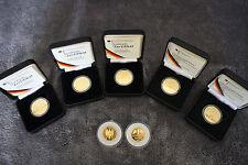 100 Euro 50 Euro Lutherrose Krügerrand Goldmünzen Münzsammlung