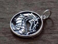 Dragon pendant from Mortal Kombat pendant mortal kombat dragon mortal kombat