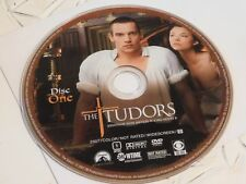 The Tudors First Season 1 Disc 1 DVD Disc Only 44-191