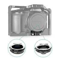 SmallRig Lens Adapter Support for Panasonic LumixGH5/GH5S Cage 2049 - 2016
