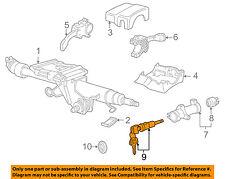 VW VOLKSWAGEN OEM Golf Steering Column Ignition-Lock Cylinder & Keys 3B0905855G