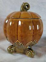 Pumpkin Cookie Jar Home Interiors