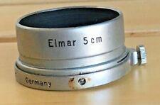Leitz Leica 50mm FISON Elmar 5cm Lens Shade Hood