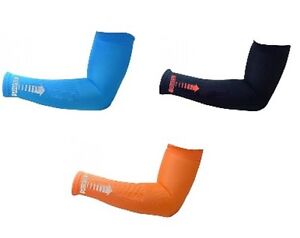 Euro Sock 5111 Arm Warmer Graduated Compression Arm Sleeve Cycling Running Sport