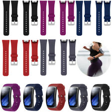 New Replacement Wrist Band Silicone Strap Bracelet For Samsung Gear Fit2 / Pro