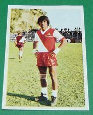N°110 ONNIS AS MONACO AGEDUCATIFS FOOTBALL 1973-1974 FRANCE PANINI